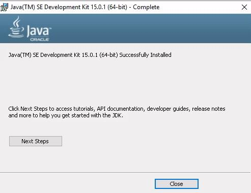 java-runtime-environment-not-found-solved