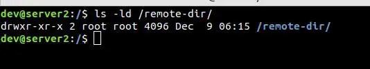 list-remote-directory-scp