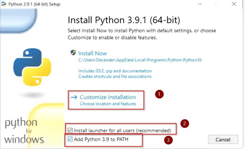 how-to-install-python-on-windows