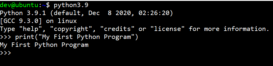 check-version-python3.9