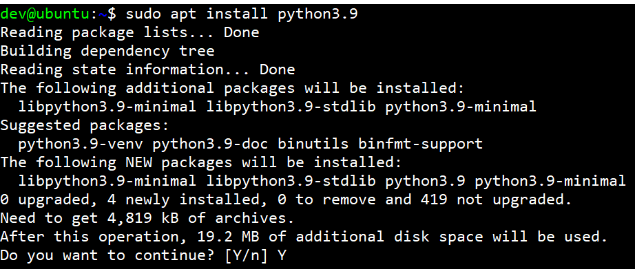 How-to-install-Python-in-Linux