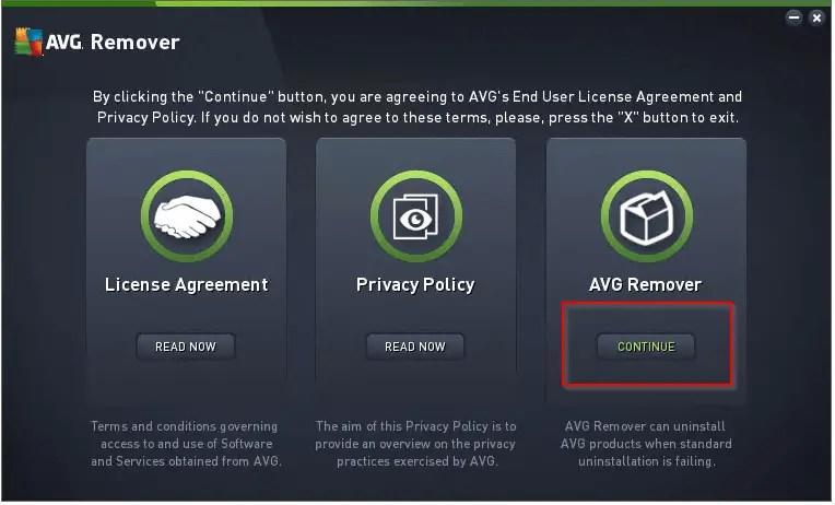 How-to-uninstall-AVG-using-avg-remover