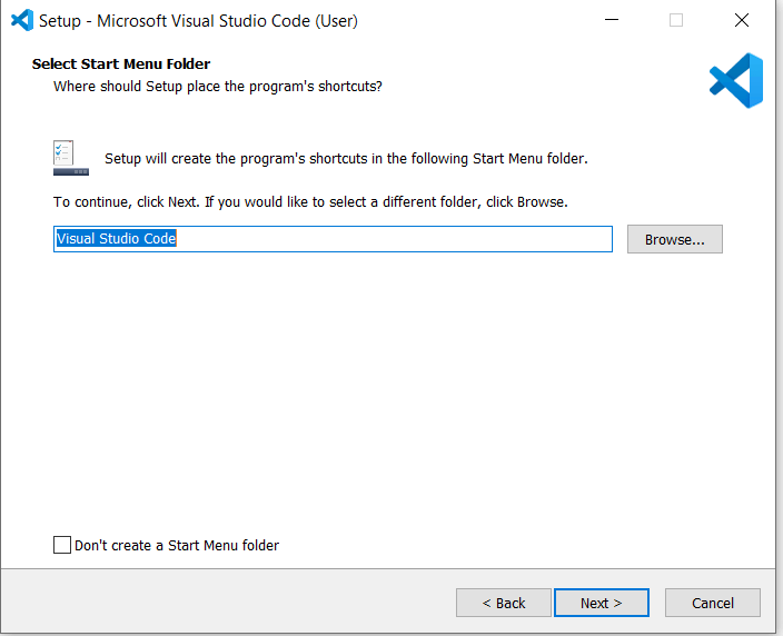 create-VSC-shortcuts
