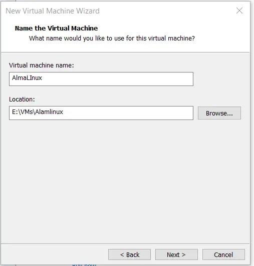 AlmaLinux-8-installation-location