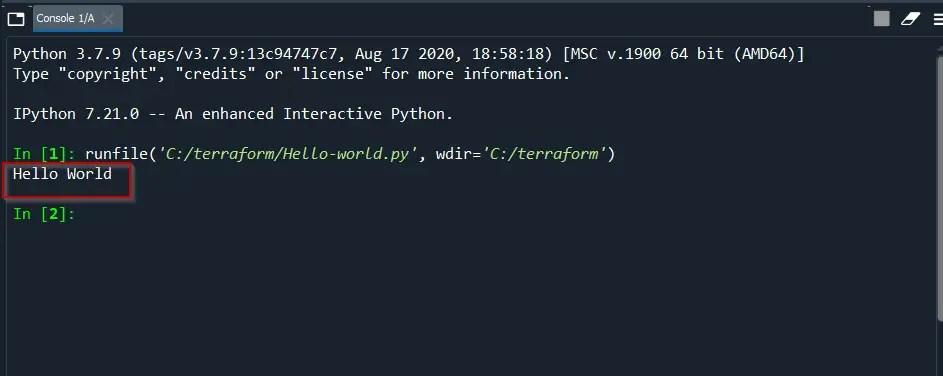Run-first-program-in-Spyder-Python