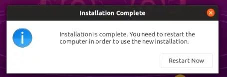 Restart-Ubuntu-virtual-machine