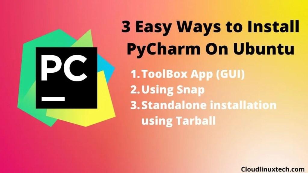 How-to-Install-PyCharm-On-Ubuntu