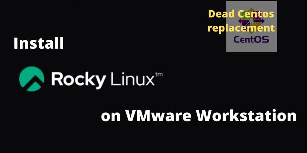 How to install Rocky Linux