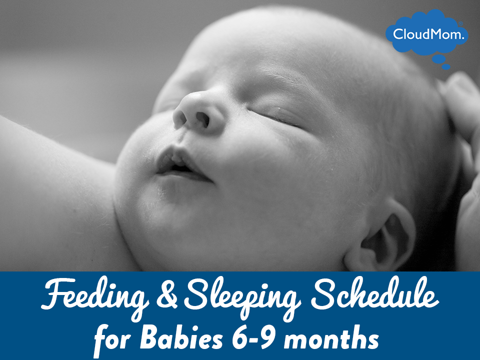 baby eating schedule