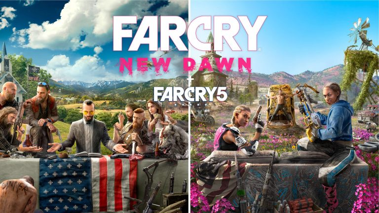 Stadia Adds Far Cry 5 and New Dawn