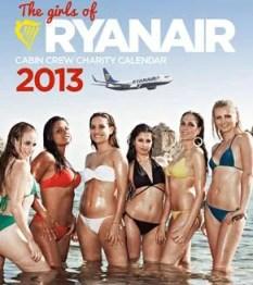 Ryanair flight attendants