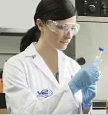 v2 Cigs Lab Technician on Cloud Nine