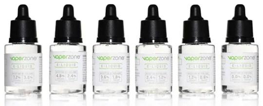 VaporzFi E-Liquids