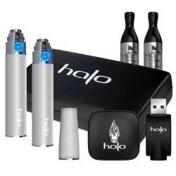 Halo Triton Tank e-cigarette Starter Kit