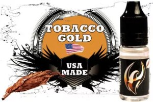 FireBrand Tobacco Gold E-liquid review