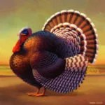 A Salute to the American Turkey and to Your Good Health
