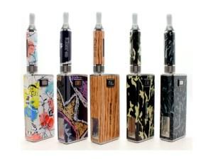 Premium Bling Box-Style E-cigarette Vaporizers-NNOKIN ITASTE MVP 2.0 - ENERGY EDITION