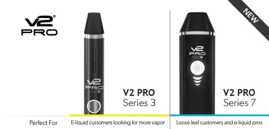 V2 Pro Series 3 and Series 7
