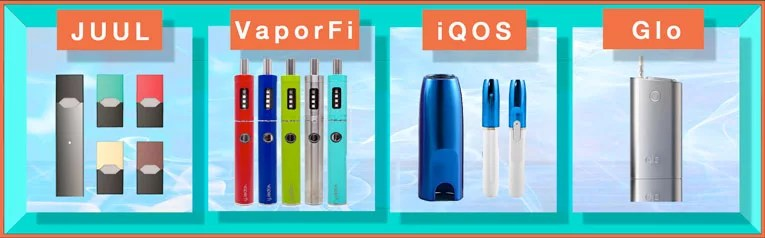 Which Is Safer Vaping Products Or Heat Not Burn Products