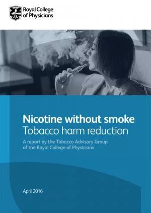 RCP Report -Nicotine without smoke