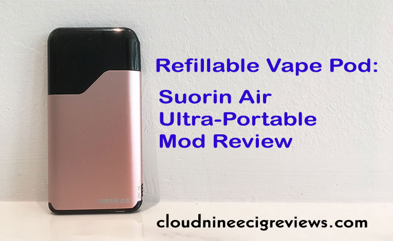 Suorin-Air-Ultra-Portable-Mod-Review