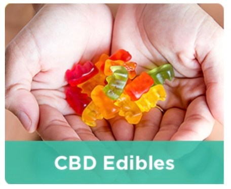 CBD Edibles from DirectCBD