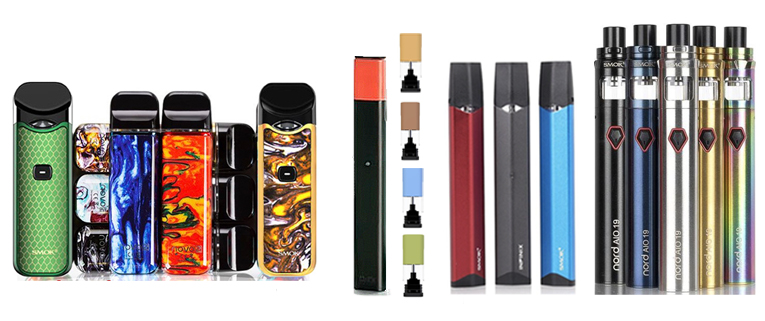 Best E-Cigarette Starter Kits Review Featured Image