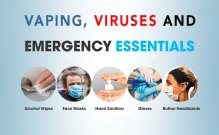 Vaping, Viruses and Emergency Essentials - Article