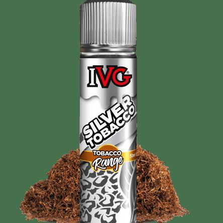 Silver By I VG Tobacco 50ml Shortfill