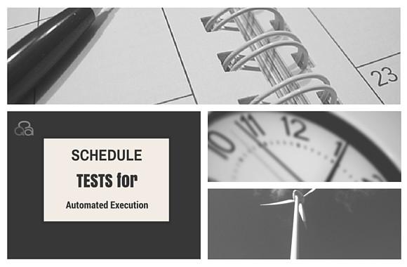 Test Scheduler