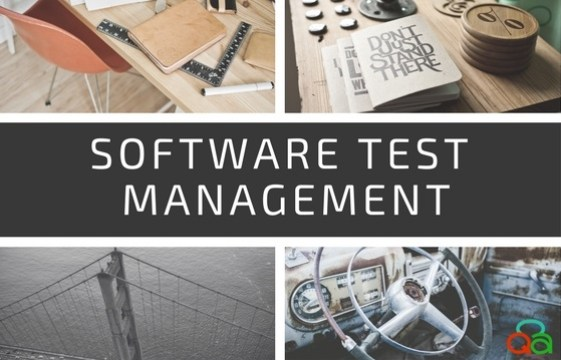 software test management