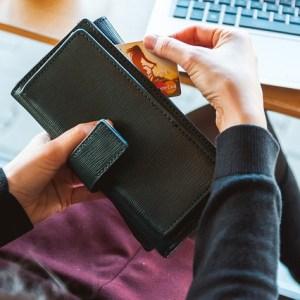 credit card shopping https