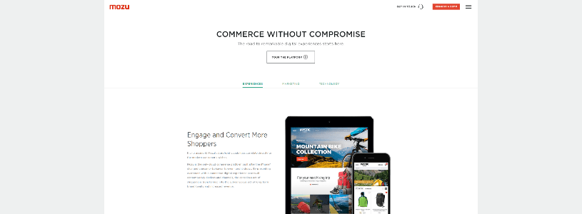 The Top 10 Rated Enterprise eCommerce Platforms For Large