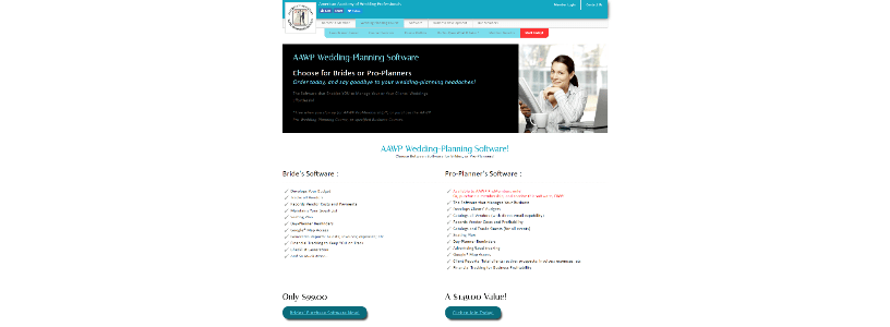 Top 10 Professional Wedding Planning Software  2018