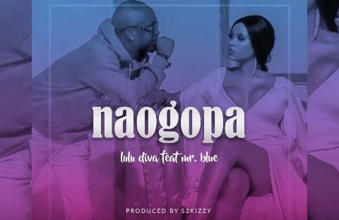 (AUDIO) Lulu Diva ft Mr Blue - NAOGOPA