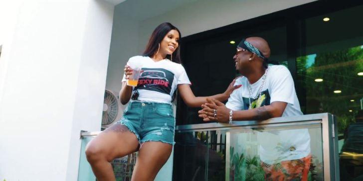 VIDEO : Lulu Diva ft Mr Blue - NAOGOPA