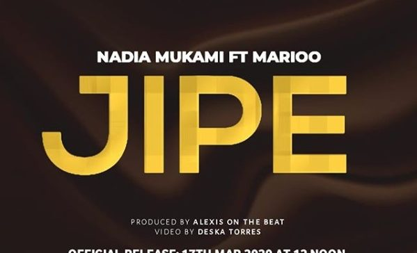 AUDIO: Nadia Mukami ft Marioo – JIPE Mp3 DOWNLOAD