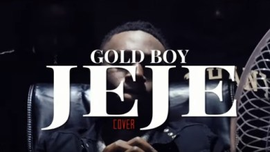 Photo of VIDEO: Diamond Platnumz – JEJE COVER BY GOLD BOY (Mp4) DOWNLOAD