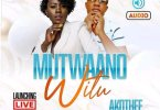 AUDIO: Akothee ft Mike Mteja – MUTWAANO WITU Mp3 DOWNLOAD