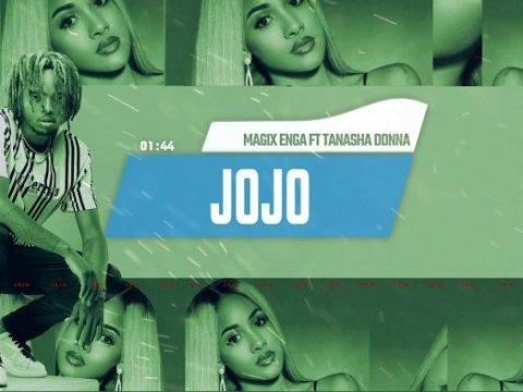 AUDIO: Magix Enga ft Tanasha Donna - JOJO Mp3 DOWNLOAD
