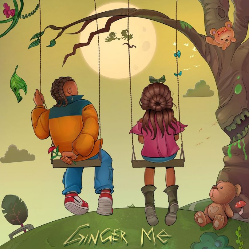 Download Rema - Ginger Me (Official Audio) Mp3