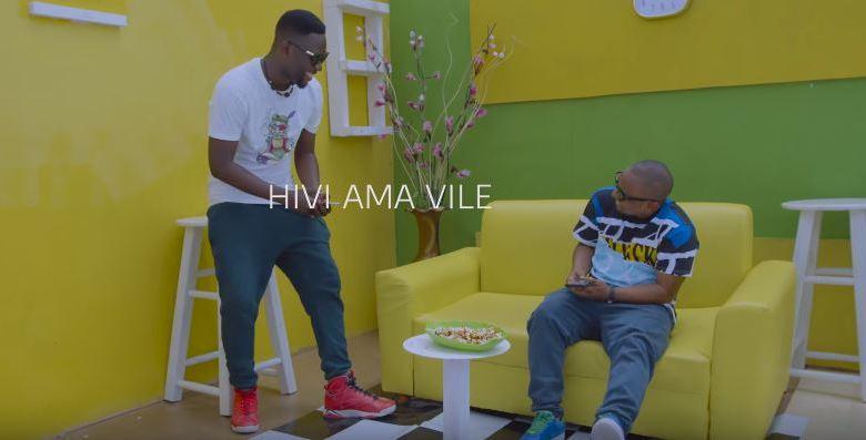 VIDEO: Roma & Stamina ( Rostam ) – Hivi Ama Vile Mp4 Download