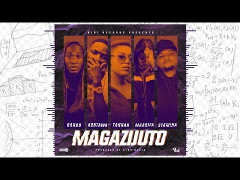 AUDIO: Stamina ft Maarifa, Bando, Kontawa, Tannah – Magazijuto Mp3 Download