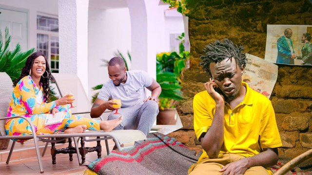 Bahati – NAANZA TENA Mp3 Download