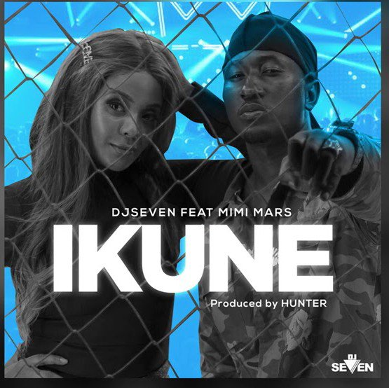 DJ seven ft Mimi Mars – Ikune Mp3 Download