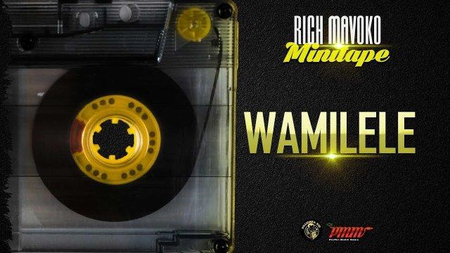 Rich Mavoko – Wamilele Mp3 Download