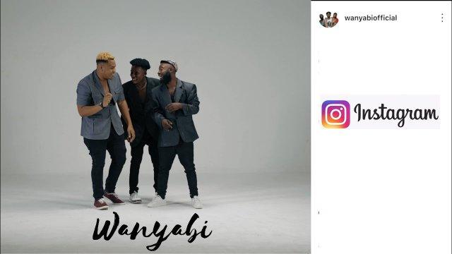 Wanyabi - Instagram Mp3 Download