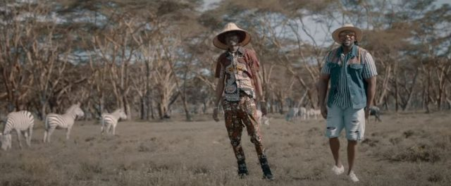 VIDEO: OCTOPIZZO Ft Idd Aziz – GOOD MORNING AFRICA Mp4 Download