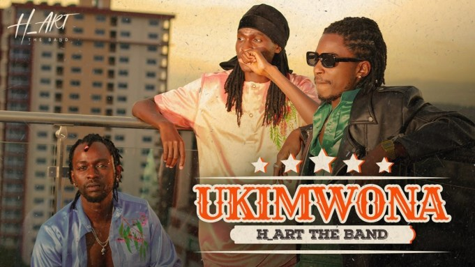VIDEO: H Art The Band – Ukimwona Mp4 Download