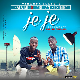 Balaa Mc - Jeje Mp3 Download AUDIO